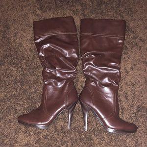 Worthington Dark Brown Boots